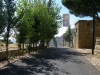 road in village